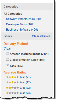 New – SaaS Subscriptions on AWS Marketplace by Jeff Barr…