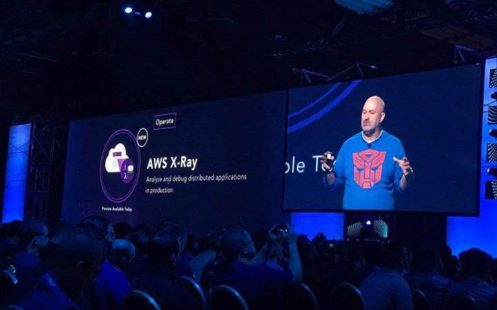 AWS X-Ray라고.. 모니터링 도구인데 거의 AWS 서비스를 디버깅해서 보는 느낌이네요.