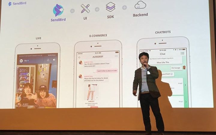 SendBird 사례로 많은 AWS 사용자 및 엔지니어 분들과 소통할 수…