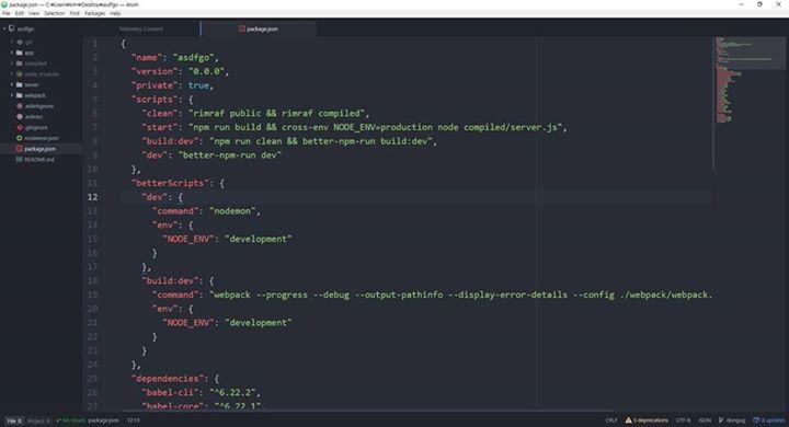 aws beanstalk를 이용해서 배포하려는데 코드 업데이트 할때 app.js 가 항상…